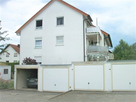 Eigentumswohnung im schönen Weißenhorn