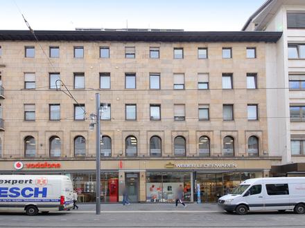 Top-Lage: Büroräume auf den Planken von Mannheim