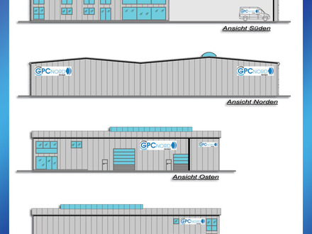 ERSTBEZUG - Attraktive große Bürofläche mit mehreren Büroräumen im Obergeschoss in Bramsche-Hesepe, optionale Lagerflächen…