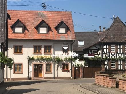 Existenzgründung im Dreieck von Neustadt, Speyer, Landau ***schönes Fachwerkensemble mit Innenhof***