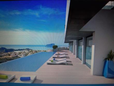 TOP Ferienimmobilie an der Costa Blanca