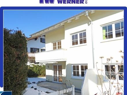 ***Junge Doppelhaushälfte mit viel Platz für die Familie in Bad Feilnbach***