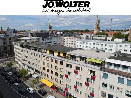 2-Zimmer-Wohnung in Braunschweigs Innenstadt!