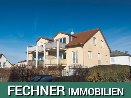 Seltene Gelegenheit in sehr guter Wohngegend von Gaimersheim - gepflegte 3-Zimmerwohnung mit Garage!