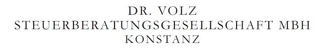 Dr. Volz Steuerberatungsgesellschaft mbH