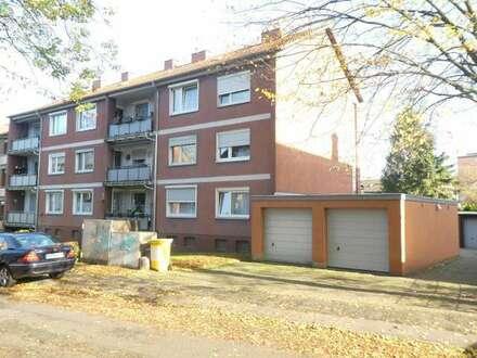 Vermietete 48 m² Eigentumswohnung mit Balkon + Garage - Dortmund-Bövinghausen