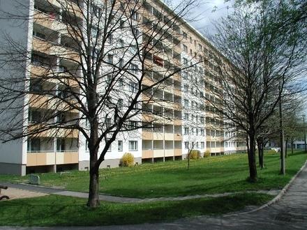Sonnige Balkonwohnung in Gablenz