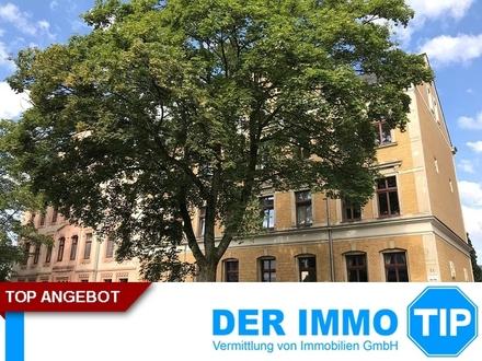 3 Zimmerwohnung mit Balkon und Stellplatz ++ Hilbersdorf
