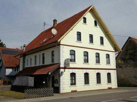 Schönes, großes Wohn- und Geschäftshaus in Pfronstetten-Tigerfeld