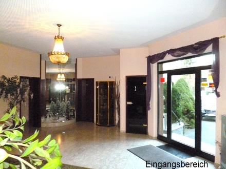 Hotel 35 Zimmer, Gastronomie mit guter Verkehrsanbindung A3 Frankfurt-Nürnberg
