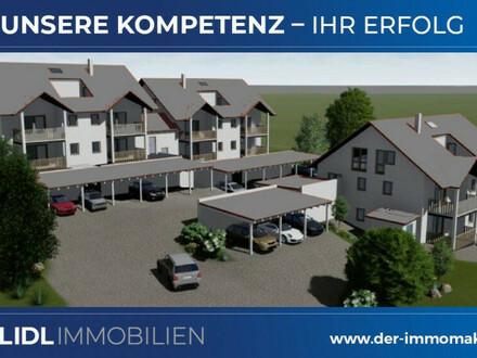 3 Zimmerwohnung Dachterrassenwohnung in Neuhaus am Inn