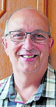 Frank Meier  ist  Ortsvorsteher im Verwaltungsbezirk Oppau. Archivfoto: srä