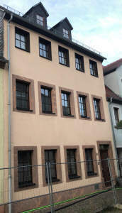 Schickes und gepflegtes Stadthaus in Rochlitz