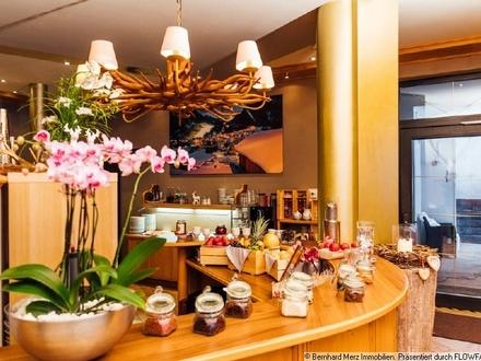Romantisches Hotel in Ischgl