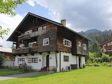 W-02CKQ1 Grundstück mit Altbestand - Kaiser- und Hornblick