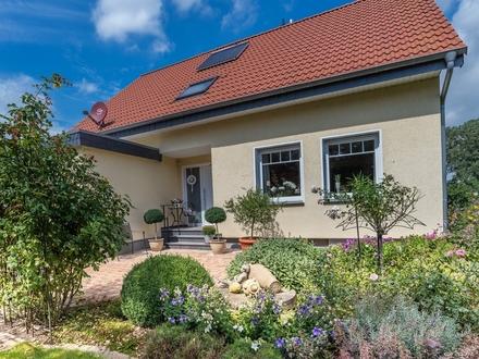 Modernisiertes Einfamilienhaus