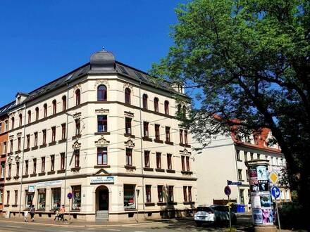 Zwickau - Nordvorstadt - Clara-Zetkin-Straße