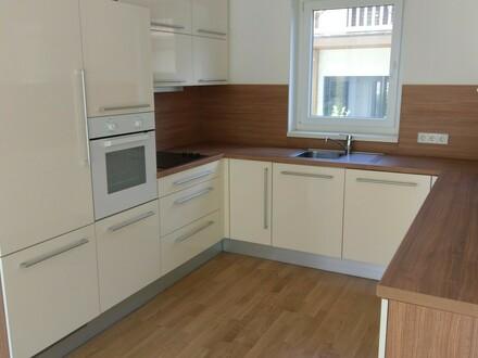 moderne schöne Küche