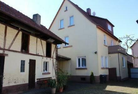 Charmantes 1-2 Fam.-Wohnhaus, in guter Ortslage, im Gebotsverfahren zu verkaufen