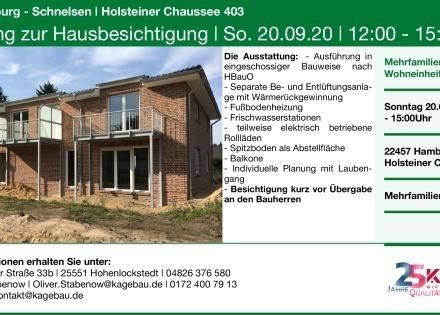 Eigentumswohnung in Hamburg - Meiendorf (22145)