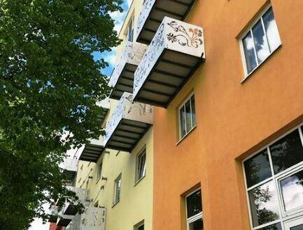 +++ Traumhafte 3 Zi.-Wohnung mit Balkon, Lift und Tiefgarage am Küchwald +++