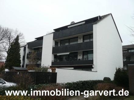 Vermietung - Helle 2,5-Zimmer-Wohnung mit Aufzug und großem Balkon in Borken