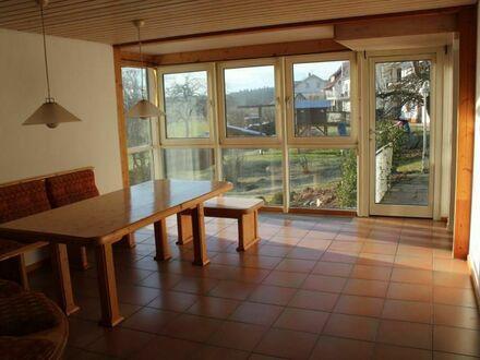Oberndorf a.N./Teilort: Idyllisch gelegenes Einfamilienhaus in naturnaher Wohnlage