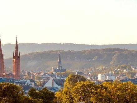 Loft über den Dächern Wiesbadens