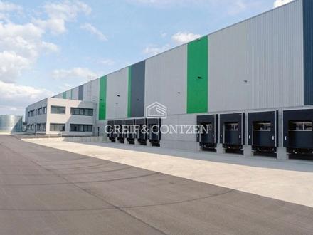 Logistikzentrum in Kempen