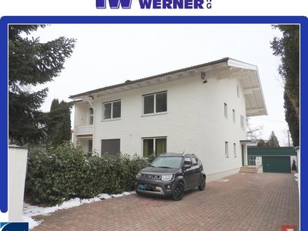 ***Sehr großzügige, herrschaftliche 4,5-Zimmer-Wohnung in Bad Feilnbach!***