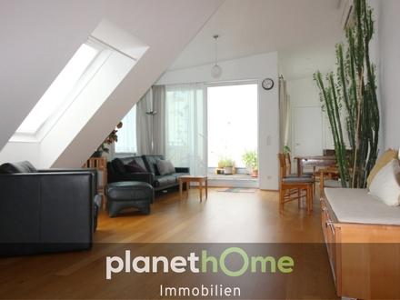 Moderne Dachterrassenwohnung