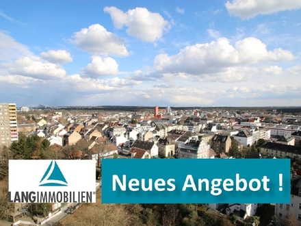 ++ Einzug oder Neuvermietung ab August ++ Kleine 2 Zi-Wohnung mit Balkon in Niederrad ++
