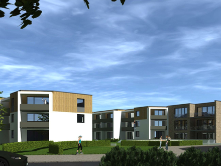 *** Hochwertige Neubau-Wohnung mit Süd-Balkon, Fahrstuhl und TG in ruhiger Lage der Elbvororte ***