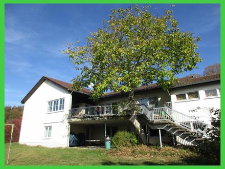 # Dieses Haus erfüllt auch hohe Ansprüche an großzügiges Wohnen #