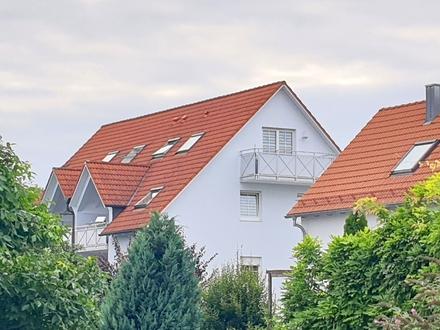 RESERVIERT!LAYER IMMOBILIEN: Maisonettewohnung in Klosterlechfeld 3,5 ZKB in Top Lage