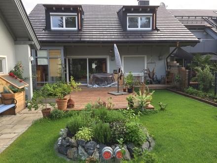 3-ZKB mit Garten und großer Terrasse in Bestlage von FFB