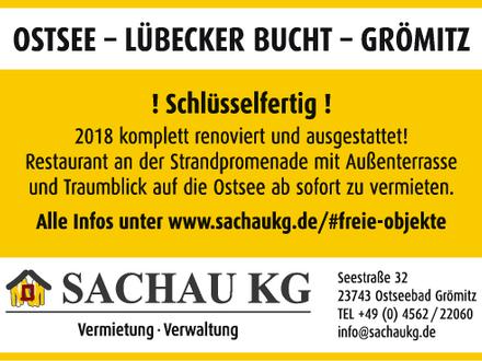 OSTSEE - LÜBECKER BUCHT - GRÖMITZ