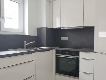 Erstbezug: Exklusive 3-Zimmer-Wohnung mit EBK und Balkon in Stuttgart-Mitte