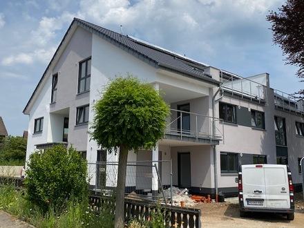 VERMIETET!!! Tolle Neubauwohnung mit optimal nach Südwesten ausgerichtetem, überdachtem Balkon zu mieten!!!