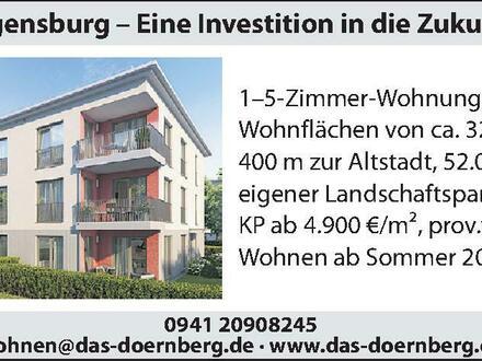Das DÖRNBERG - Im Herzen von Regensburg