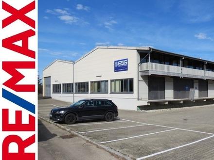 REMAX - Gewerbehalle in Söflingen