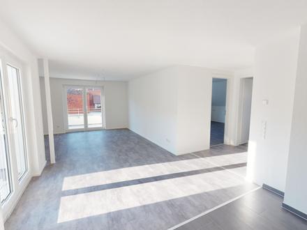 *** 2-Zimmer-DG-Wohnung mit großem Balkon ***