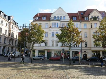 Prachtvoll Wohnen mitten am Hallmarkt in Halle/Saale