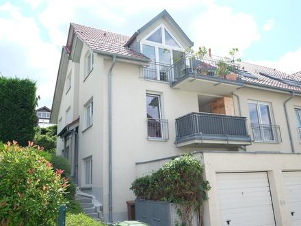 Renovierte und großzügige Maisonettewohnung in Hirschberg!