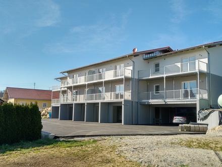 Neubau in Leoprechting/ Erstbezug/ Carport/ Kellerraum inklusive