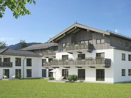 Neubau ETW - Stilvoll leben in Oberaudorf