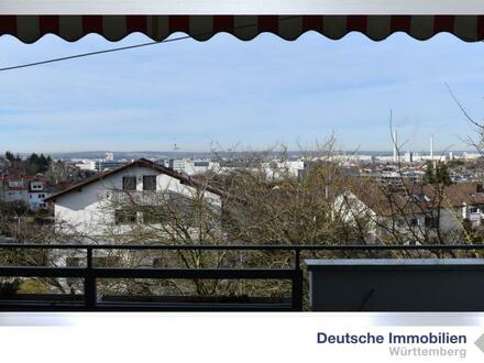 Gepflegte 3 Zimmer Wohnung (3.OG) in Böblingen