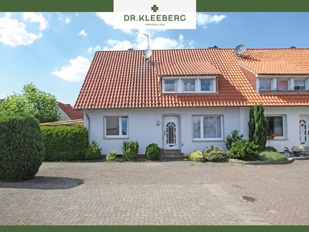 PROVISIONSFREI für Käufer – Doppelhaushälfte mit Renovierungsstau in ruhiger Lage von Rheine-Mesum