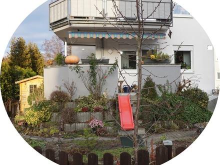 !!! Wohnen in Bestlage von Dielheim - großzügige 4 Zimmer-Wohnung mit Terrasse!!!