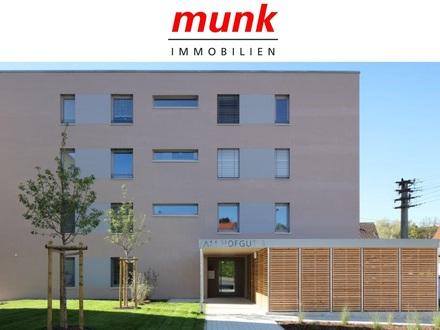 Wohnen am Hofgut - Neuwertige 3-Zimmer-Wohnung